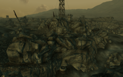 FO3 Broadcast tower KT8 Drainage chamber Enter.png