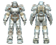 FO4CC T-60 power armor chrome