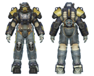 FO4CC T-60 power armor minutemen armored cavalry