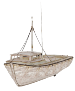 FO76 Fishing boat 2