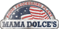 FO76 Mama Dolce's Food Processing sign 16