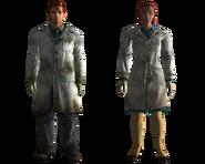 Fo3 lab coat