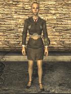 FNVDM Dean Glasses female character