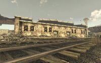 FNV Freeside train station 5