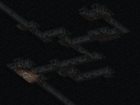 FO1 Necropolis Hall of the Dead sewers