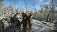 FO4 Bug Power armor