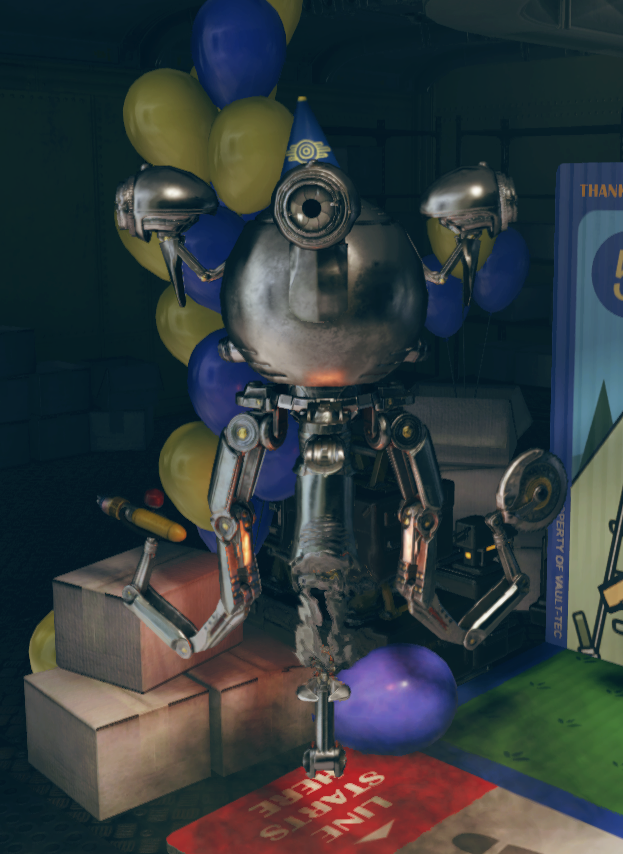 Crowley (Fallout 76)