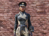 Enclave officer uniform (Fallout 76)