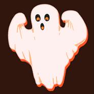 FO76 Icône de joueur Fantôme effrayant
