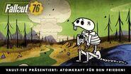 Fallout 76 – Vault-Tec präsentiert Atomkraft für den Frieden! (Atomraketen)