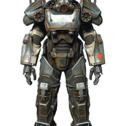 Fallout 4 power armor paint schemes