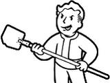 Лопата (Fallout: New Vegas)