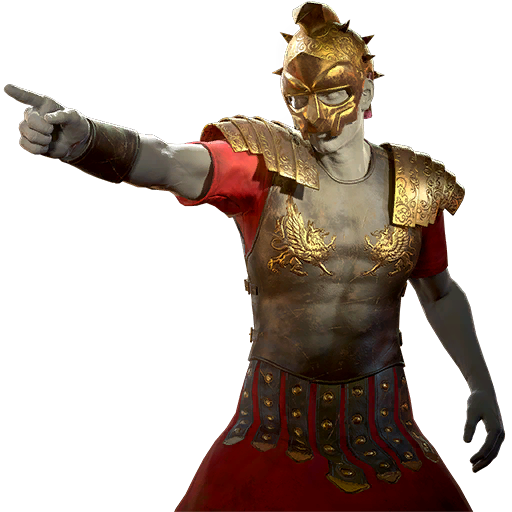 Gladiator outfit