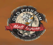 F76 Old Possum Malt Liquor