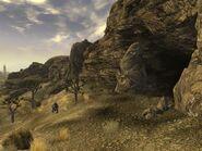 FNV Bootjack cavern entrance