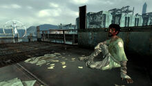 FO3 Carlos earn daily bread