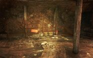FO4 Gorski Cabin Basement first room 3