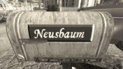 FO3 Neusbaum mailbox