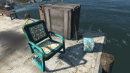 FO4 Caps Stash near Fort Strong