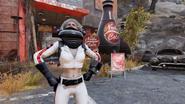 Fallout 76 Nuka Girl Rocketsuit Kanawha Nuka Cola Plant