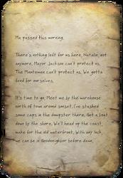Quincy survivor's note.png