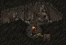Rat caves tool