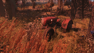 FO76 Orchard tractor 2