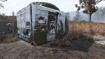 FO76 The General's Steakhouse (Power armor)