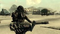 Broken Steel power armor