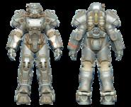 FO4 T-60 power armor BOS initiate