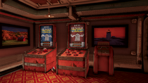 FO76NW Vault 51 (red menace)
