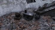FO76 Vertibird crash site (Disgruntled note)