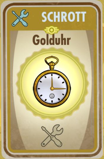 Golduhr (Fallout Shelter)