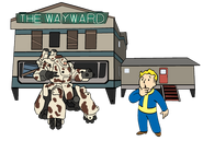 Fo76WL wayward icon quest