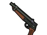 Enhanced sawed-off shotgun