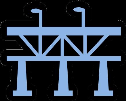 Мост через ущелье Нью-ривер — восток