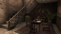 Charlestown Condo dining room