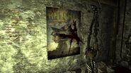 FNVLR guard outpost Ralphie poster