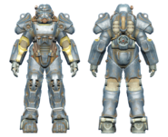 FO4 T-60 power armor vault tech