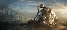 Fallout 76 Large Hero Official Reveal