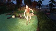 Golfer Feral Ghoul (3)