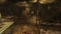 Injured trooper