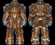 FO4CC X-02 power armor tesla
