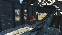 FO4 Coastal Cottage Garage