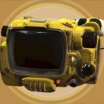 FO4 Creation Club - PipBoy Yellow.png