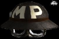 MP trooper helmet
