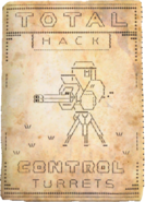 Total hack turrets cover