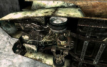 FO3 City Liner chassis 03