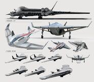 FO4 Art Planes