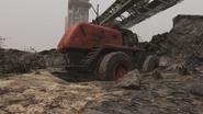 FO76 161020 Ash Heap mining truck 2